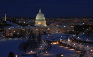 ワシントン夜景