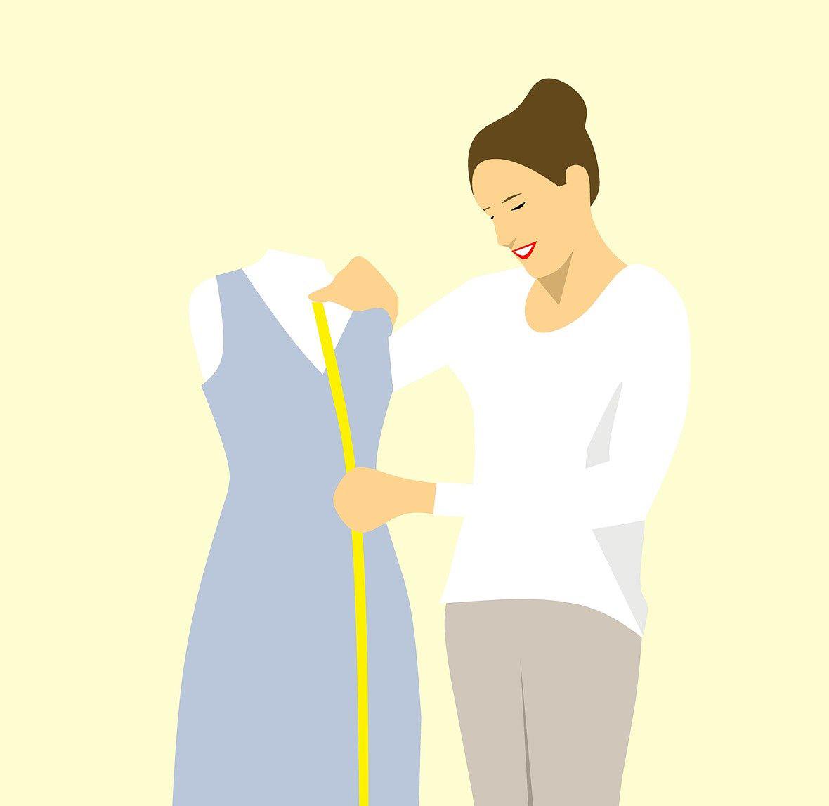 ファッションの仕事