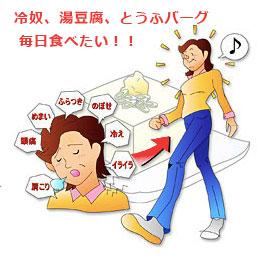 豆腐の効果