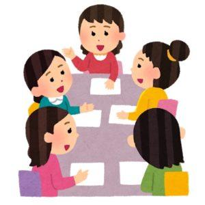 少人数の会議