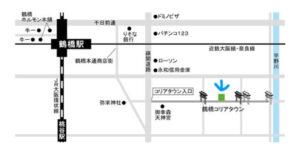 鶴橋コリアンタウン地図